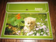 Trapper Keepers ROCKED!!  This is the one I remember having!