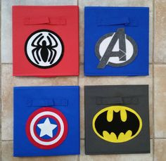 Superhero Room Decor Superhero Fabric by babyjonescreations, $16.00