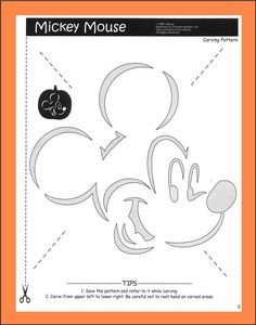 140 Free Halloween Pumpkin Carving Patterns - awesome!