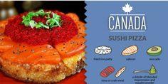 羊雜布丁壽司你能接受嗎?10款具有異國特色的新奇壽司 3