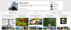 Follow Gary of everything-everywhere.com on Pinterest.