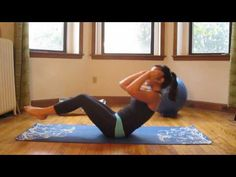POP Pilates: Intense Ab Workout! (10 mins)  Hands down the best ab workout I have ever done!