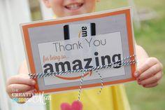 Amazon Gift Card Printable Tag