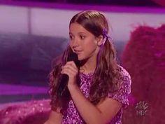 Americas Got Talent - Taylor Ware (Final Show)