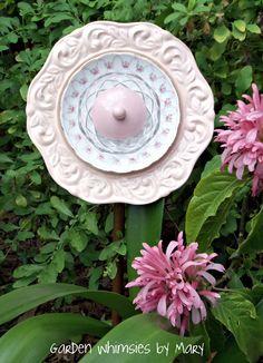 Plate flower... ♥ ♥ ♥