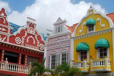 Oranjestad, Aruba - My Happy Island<3