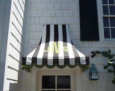 So pretty ! Stripes , Trim & Monogram . monogram