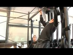 CrossFit - Butterfly Pull-Up Technique with Chris Spealler and Christy Phillips