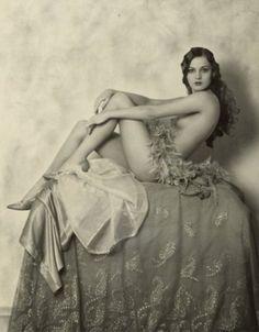 Astonishingly beautiful and contemporary: Alice Wilkie, Ziegfeld girl, ca. 1920s.
