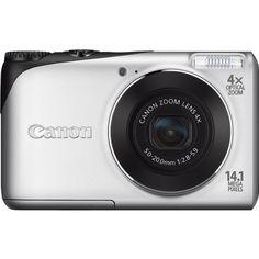 Canon PowerShot A2200 $129.00