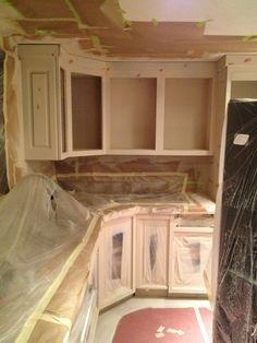 Day 3 of Kitchen makeover