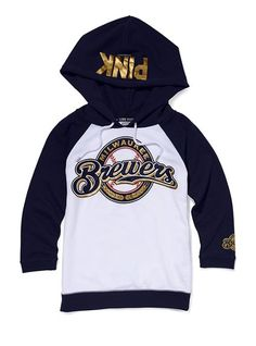 Milwaukee Brewers Baseball Hoodie