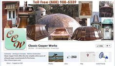 Classic Copper Works on Facebook
