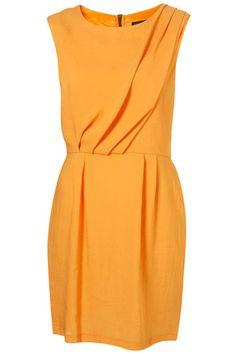 Never enough orange dresses!