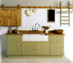 Shaker-inspired Kitchen