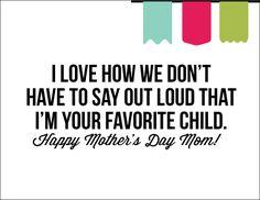 Mothers Day Card www.thirtyhandmadedays.com