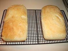 Sourdough Bread Starter & Bread Recipe