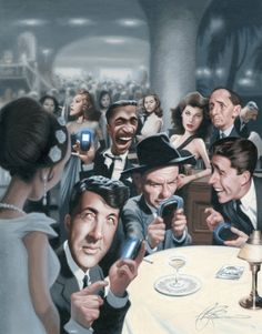 The Rat Pack - James Bennett