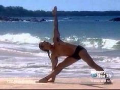 Yoga 25 minutes workout For Beginners with Rodney Yee
