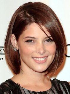 Cute medium haircut