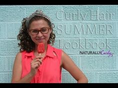 NaturallyCurly.com | Curly Hair Summer Lookbook ft. @ModCloth   Now's a great time to stock up on accessories to spruce up your summer hair!