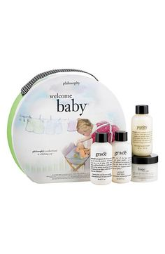 philosophy 'welcome baby' set | Nordstrom...