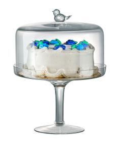Songbird Tall Cake Stand