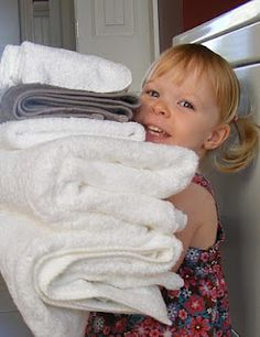 Seven Chores Young Children Can Do