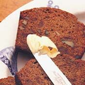 Date & Walnut Loaf, Recipe from Cooking.com