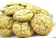 Skinny Sugar Cookies (1 Points+ Per Serving)