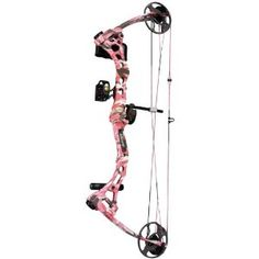 Bear Archery Apprentice Ready to Hunt Compound Bow Package Right Hand $279.99- I can shoot left or right handed. I prefer right though. Gosh it's amazing how much bows have advanced even since I started shooting!