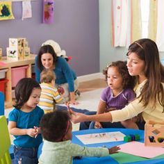 What to Look for in In-Home daycares