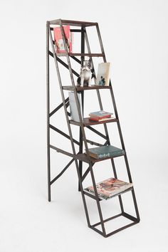 Folding Library Bookshelf Urban Outfitters