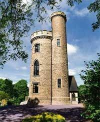Fr Matthew Tower. Photo taken from www.sherryfitz.ie  Check out the video showing the inside - I want to live there!!!