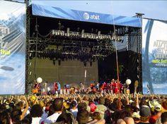 Austin City Limits Music Festival, Austin, Texas.