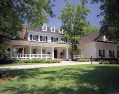 Southern Living House Plan Architecture Style - SearchHomePlans.com