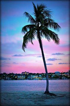 Nassau Bahamas Sunset...