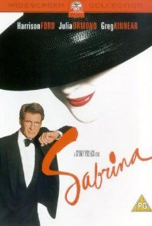 """""""Sabrina""""--The Makeover Of The Hepburn Classic...Only Harrison Ford Could Pull This Film Off & Boy, Did He!!  Great Updated Classic....Rent It Soon!!"""