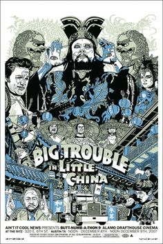 1986 Big Trouble In Little China