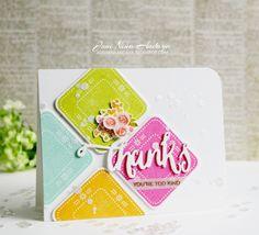 This card is STUNNING! Joni Andaya