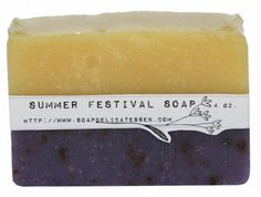 DIY Ideas for Wrapping and Labeling Homemade Soaps to Gift or Sell - Cigar Band Soap Labels and More