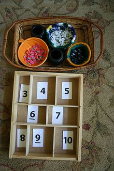 These will be great for sorting and counting! count, young children, preschool at home, number, halloween games, fine motor, homes, preschools, kid