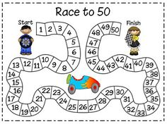 Game for the 50th Day of School