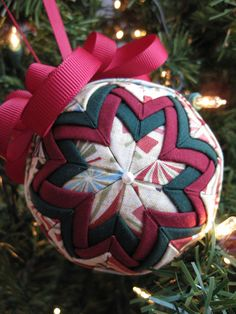 Homemade ornaments...great Holiday gifts!