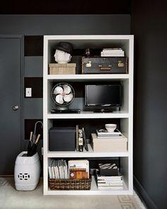 Book shelf organization