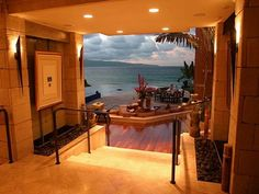 ron4fm0 » Ocean Beach Front Home Design in Spain: Ronaldinho House