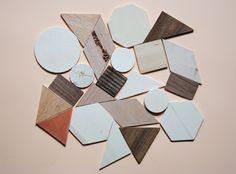 Natural geometric shapes