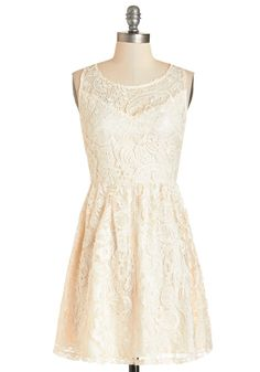 What Makes Me Romantic Dress, #ModCloth