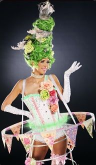 Candyland prom party on pinterest candy land party katy for Human canape trays