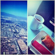 Thanks to @ijustine for this great photo collage from her most recent flight with us. #PhotosFromTheWing